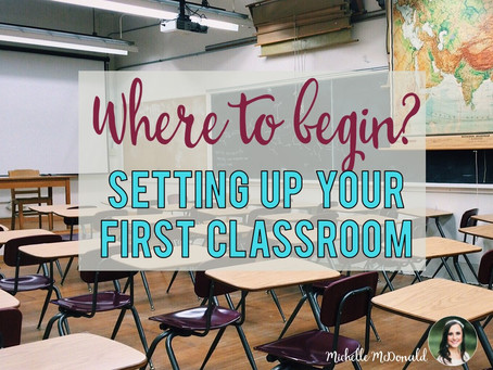 Setting up Your First Classroom with Focus