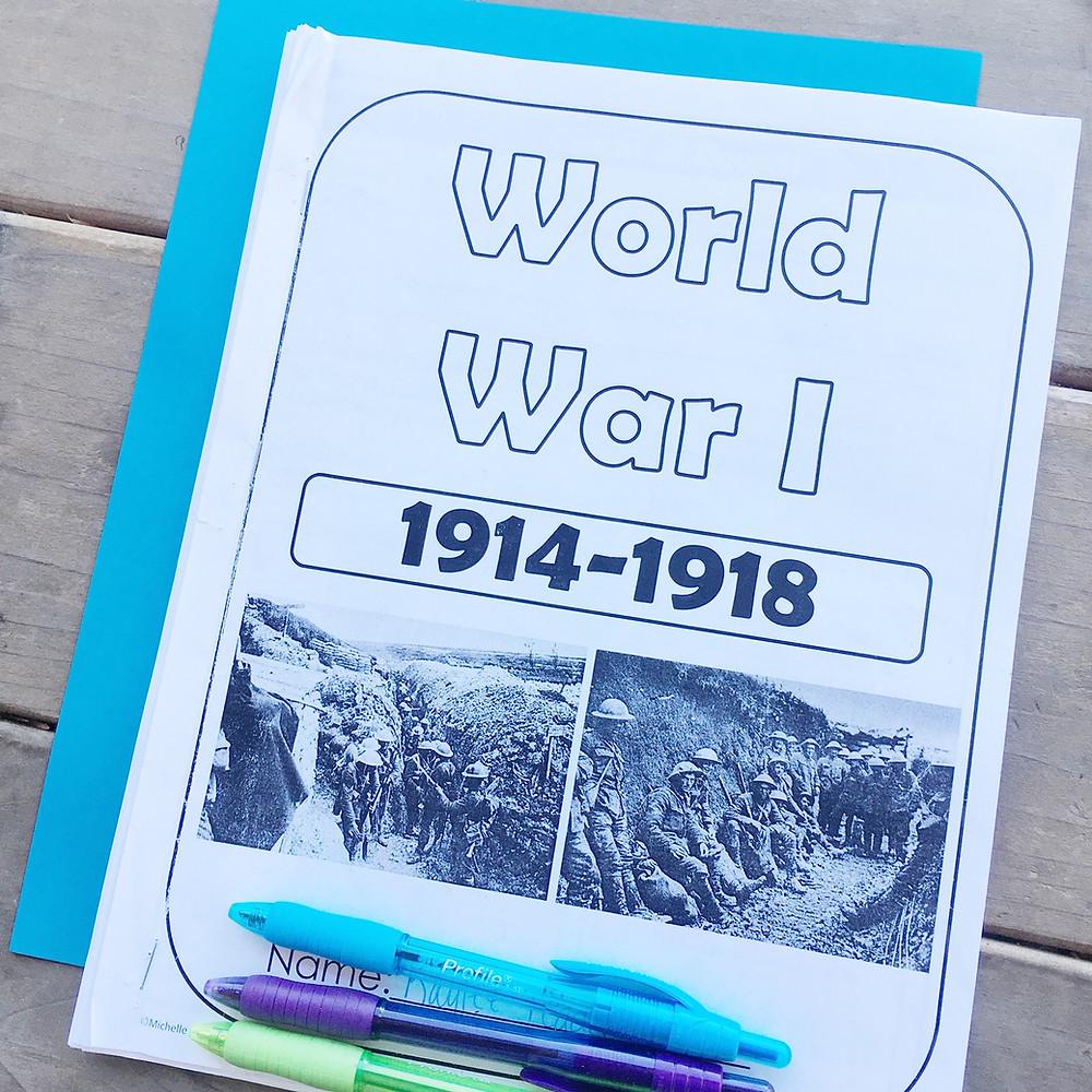 World War I Unit