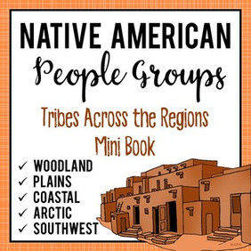 Native American Tribes Across the Regions