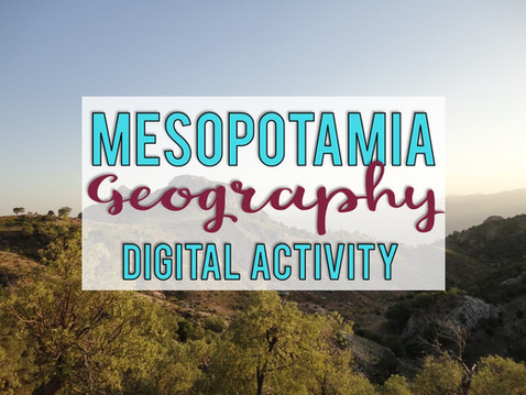 Take Your Students on a Virtual Field Trip to Ancient Mesopotamia