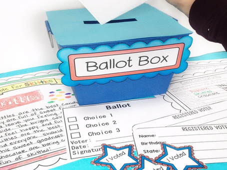 How to Hold a Voting Simulation in Your Classroom