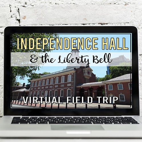 Independence Hall Virtual Field Trip (Google Earth Exploration)