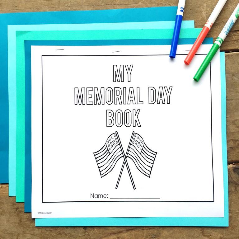 Memorial Day Booklet