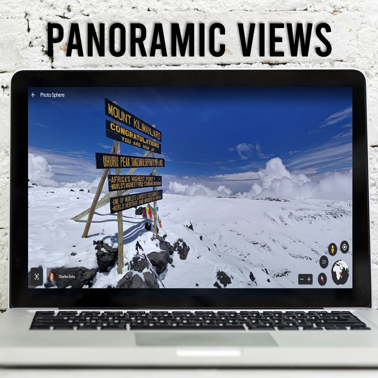 Mount Kilimanjaro Virtual Field Trip. Africa's highest mountain