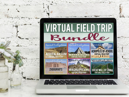 6 Virtual Field Trips for Your World Civilizations Study