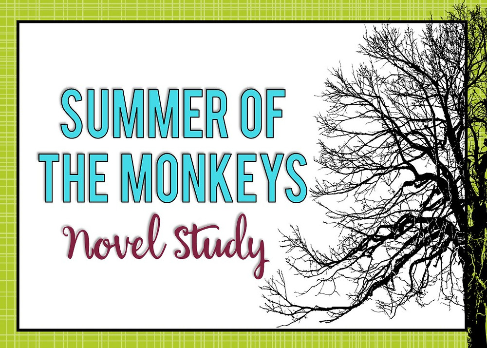 Summer of the Monkeys Book Club Resources