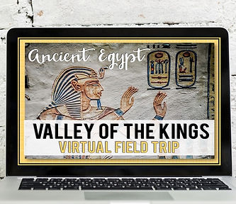 Free Ancient Egypt Digital Lesson Activity