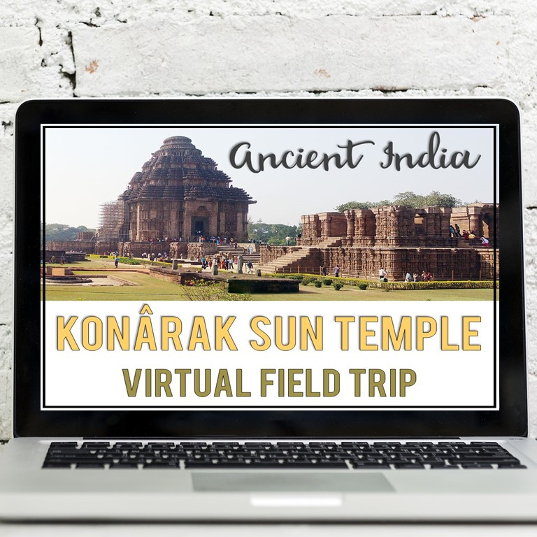 Ancient India activities for remote learning