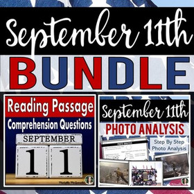 September 11th Reading Passage and Photo Analysis