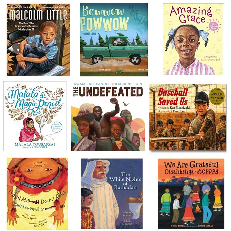 Diverse Books to Add to your Classroom Library