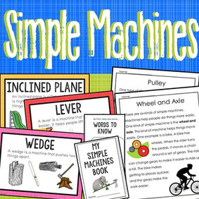 Simple Machines Unit