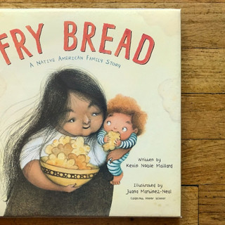 Fry Bread Picture Book