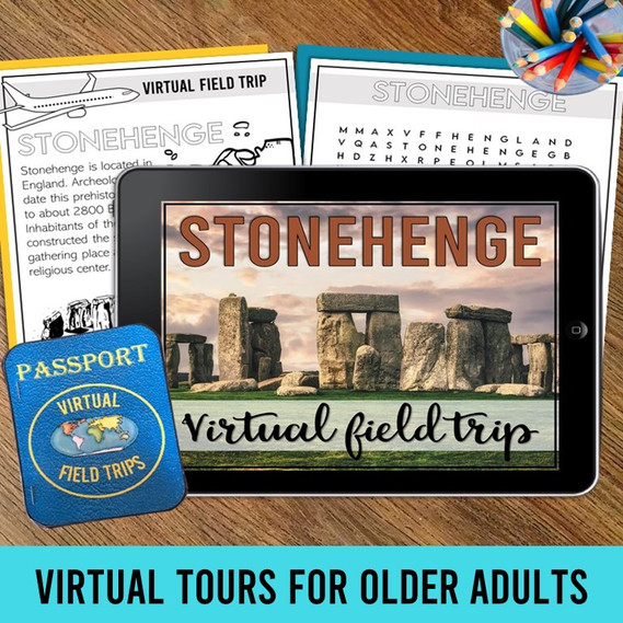 Virtual Field Trips for Older Adults
