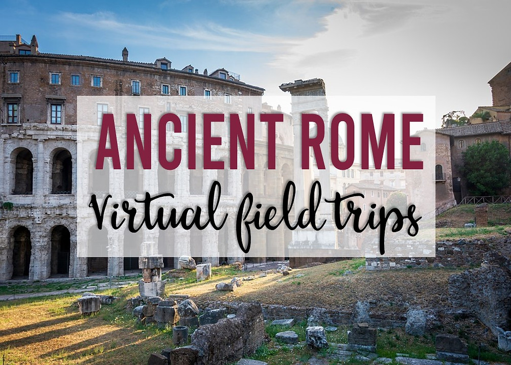 5 Digital Activities for your Ancient Rome Unit