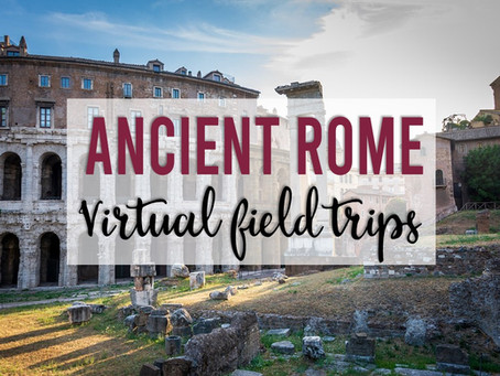 5 DIGITAL ACTIVITIES FOR YOUR UNIT ON ANCIENT ROME