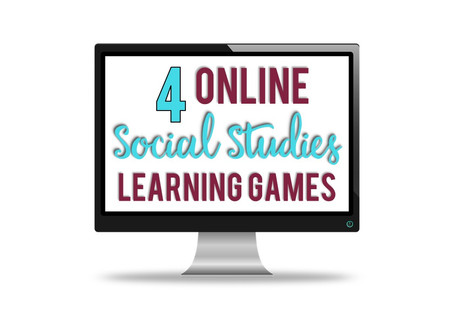 4 Online Games for Your Social Studies Class