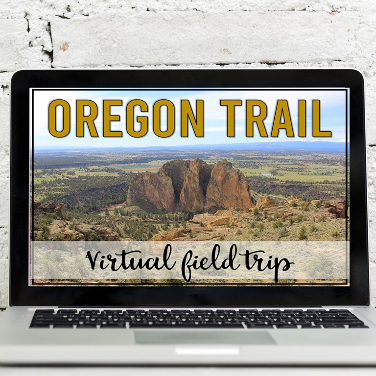 Oregon Trail Virtual Field Trip. A simulation for learning about westward expansion
