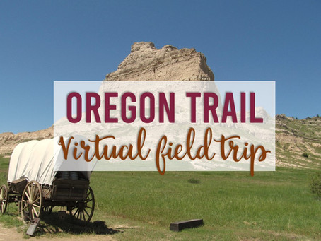 Engage Your Students with a Virtual Field Trip Along the Oregon Trail