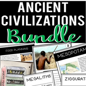 Ancient Civilizations Bundle