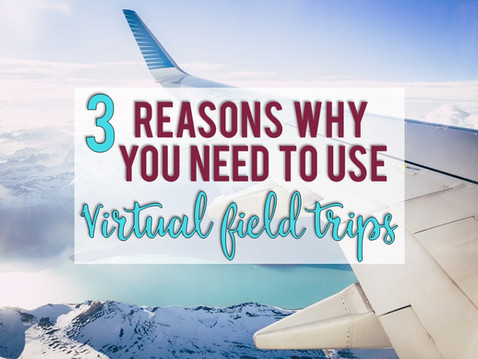 3 Reasons Why You Need to Add Virtual Field Trips to Your Lessons
