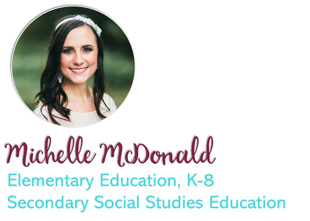 Michelle McDonald Teachers Pay Teachers Social Studies curriculum author for elementary teachers