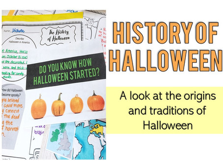 The History of Halloween for Kids