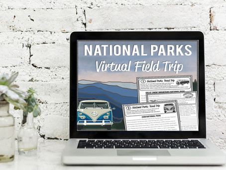 Distance Learning Virtual Field Trip To The National Parks
