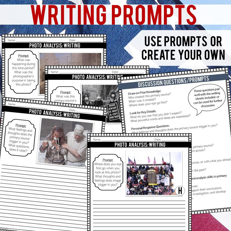 September 11th writing prompts