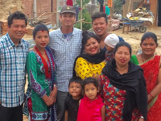 MicroAid Builds a New Home for the Balram Family — 2016