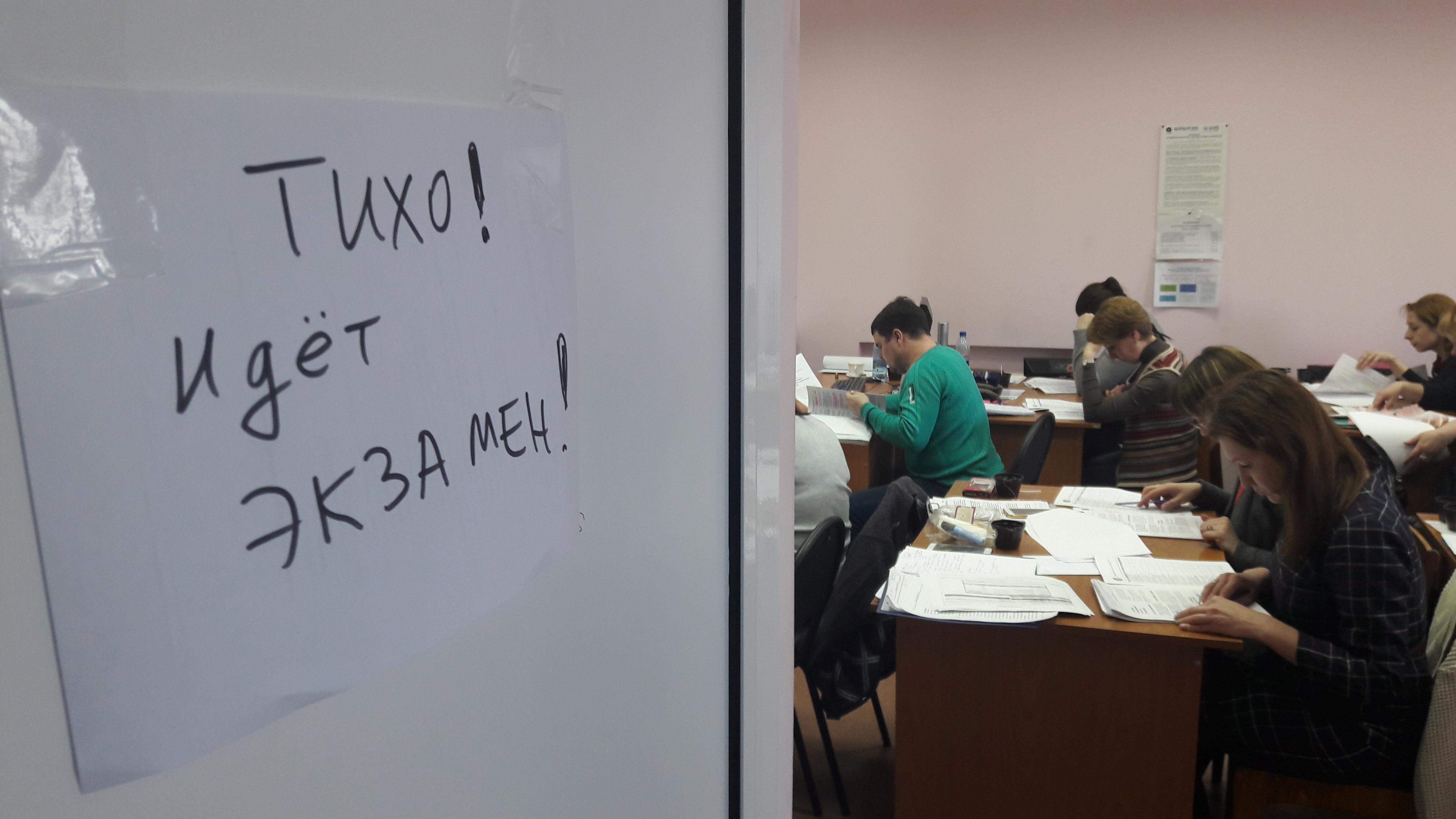 Тест по итогам семинара (Каменск-Уральский металлургический завод)