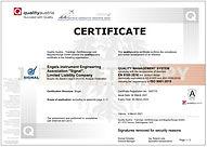 """Компания ЭПО """"Сигнал"""" получила сертификат EN 9100"""