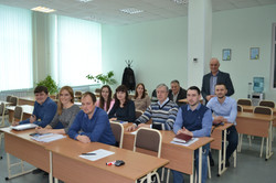 Семинар по стандарту EN 9100:2018 на ОМО им. Баранова (г. Омск).