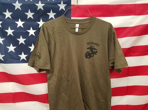 Teufelhunden Marine shirt.