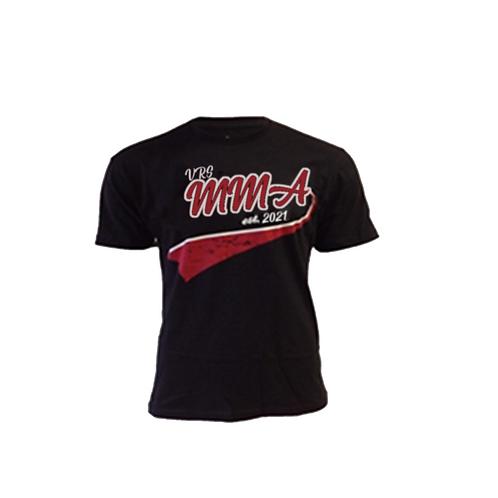 Our VRS MMA throw back shirt