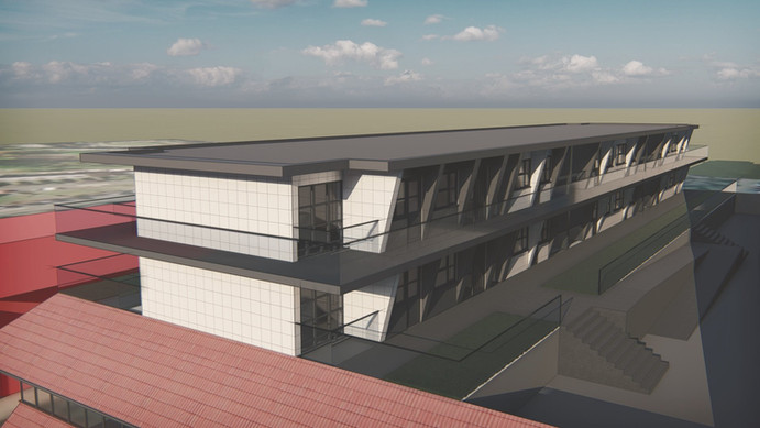 Proposed Roof-Top Development in Birmingham