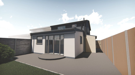 Proposed Single Storey Extension in Surrey