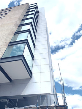Replacement Cladding in Isllington