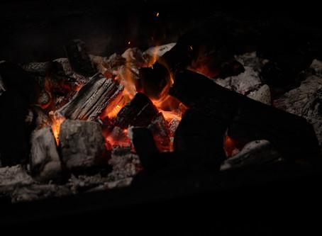 Charcoal Confessions - Pursuing God