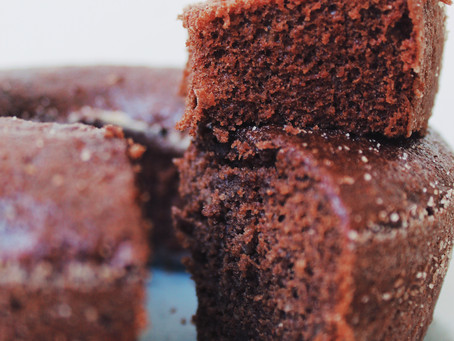 Chocolate Cake - All things are for Good