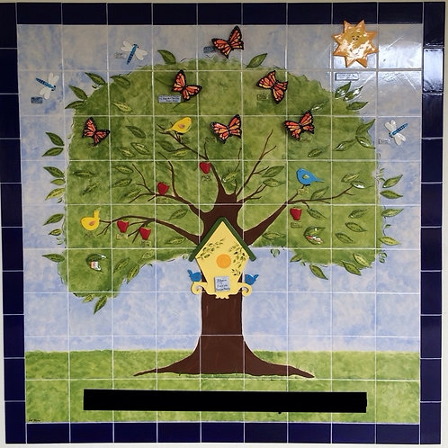 ORCHARD MURAL