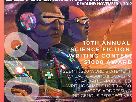 Call For Writers - Imagining Indigenous Futurisms