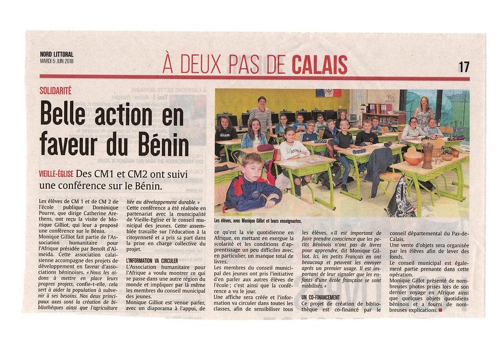 article_Nord_Littoral_école_Vieille_Egli