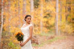 Fall Bridal Makeup