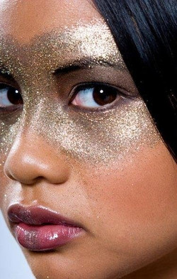 Glitter Makeup