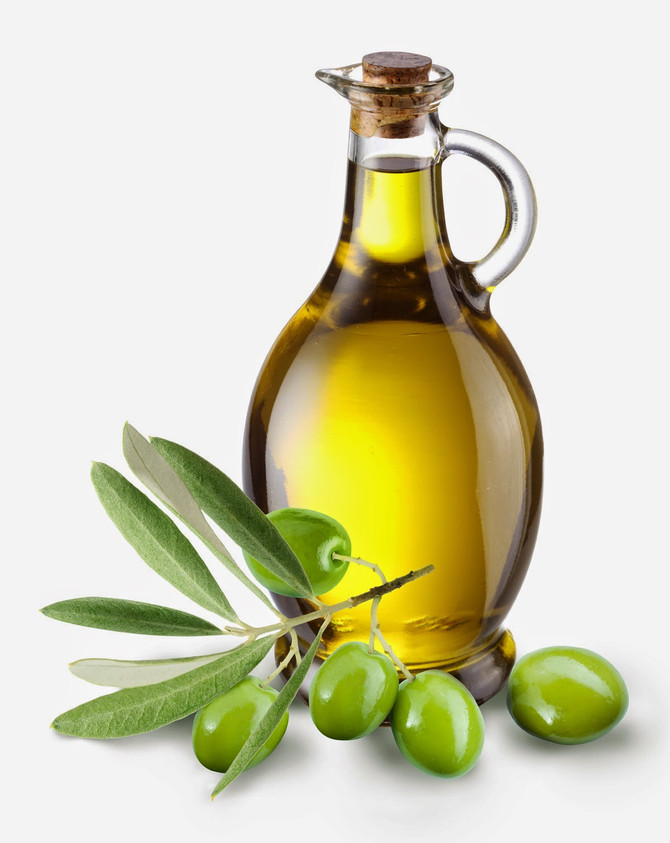 My Love Of Olive Oil