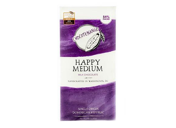 Happy Medium- Milk Chocolate / Chocotenago