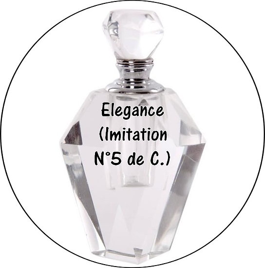 Galet parfumé Élégance