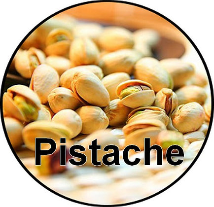 Galet parfumé pistache