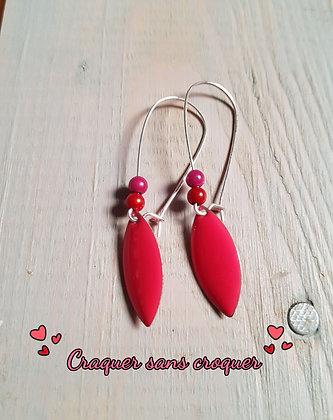 BO amande couleur rose