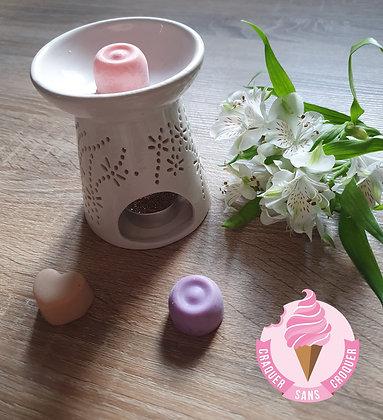Pack Brûleur et galets parfumés [B11]